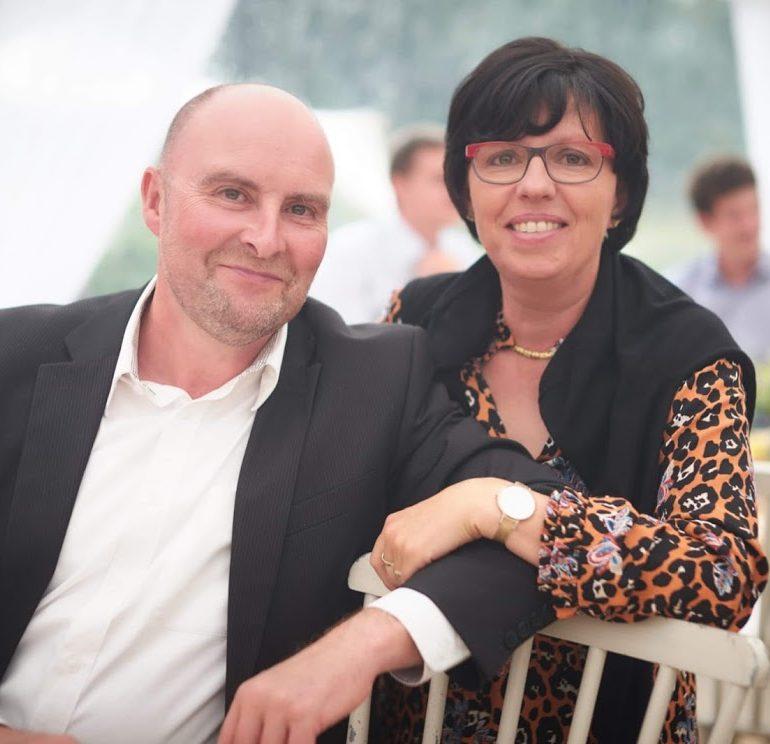 Luc Raes & Francine Vanmaele